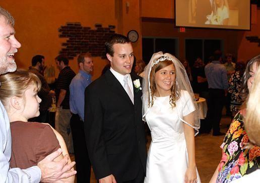 Josh And Anna Duggar Wedding Google Search Duggar Wedding Duggars 19 Kids And Counting