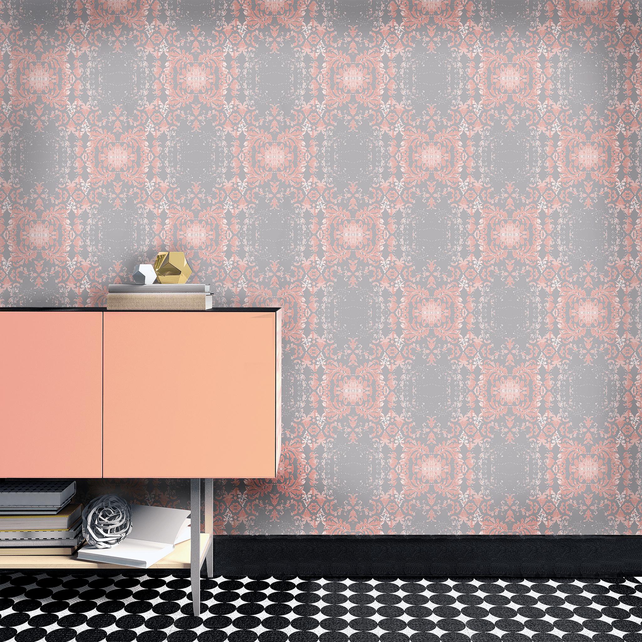 Venetian Inspired Temporary Wallpaper A Smithhonig Exclusive Removable Wallpaper Diy Wallpaper Removal Solution Diy Wallpaper