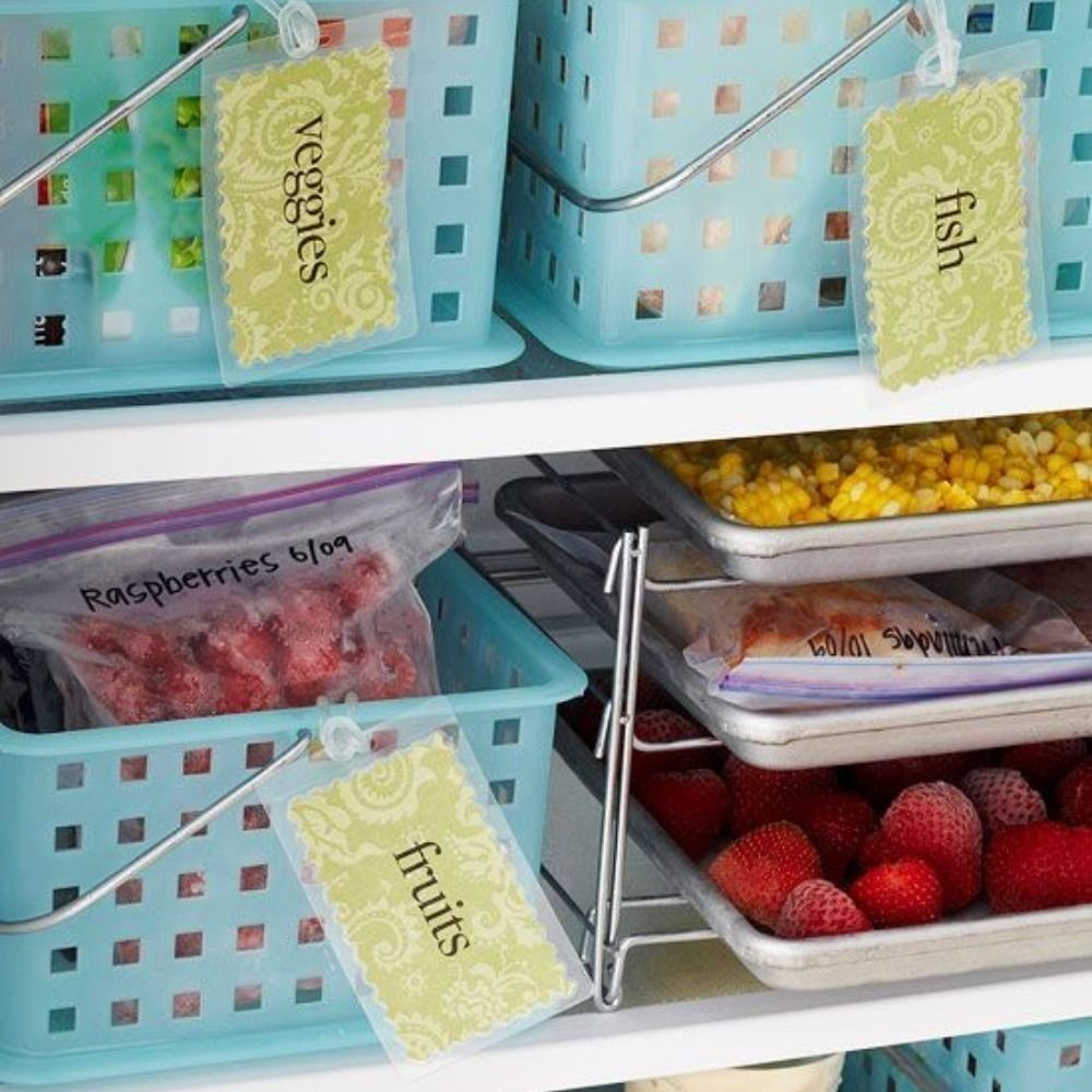 Improperly stored food can make you sick. It\'s important to know ...