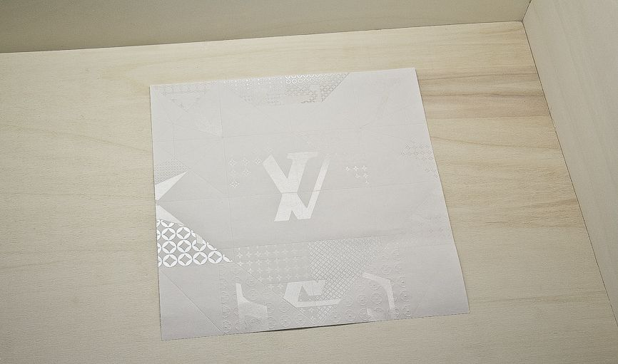 Louis Vuitton — Invitation Origami | Happycentro