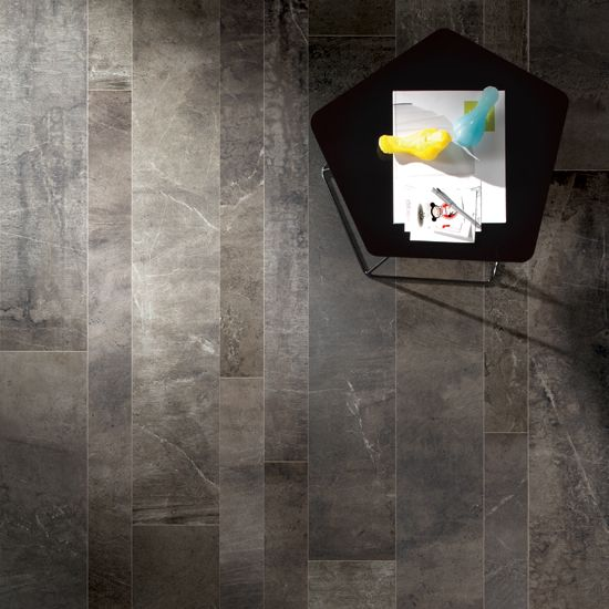 The New Imagica Collection From Daltile In Midnight