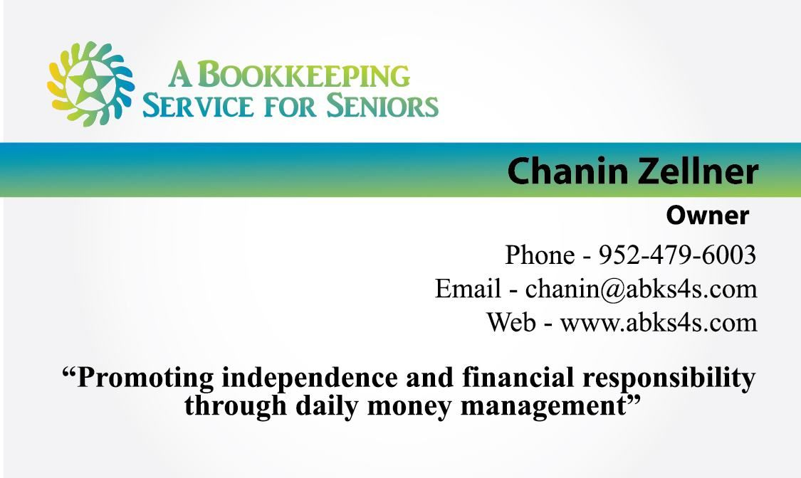 A Bookkeeping Service for Seniors Business Pinterest