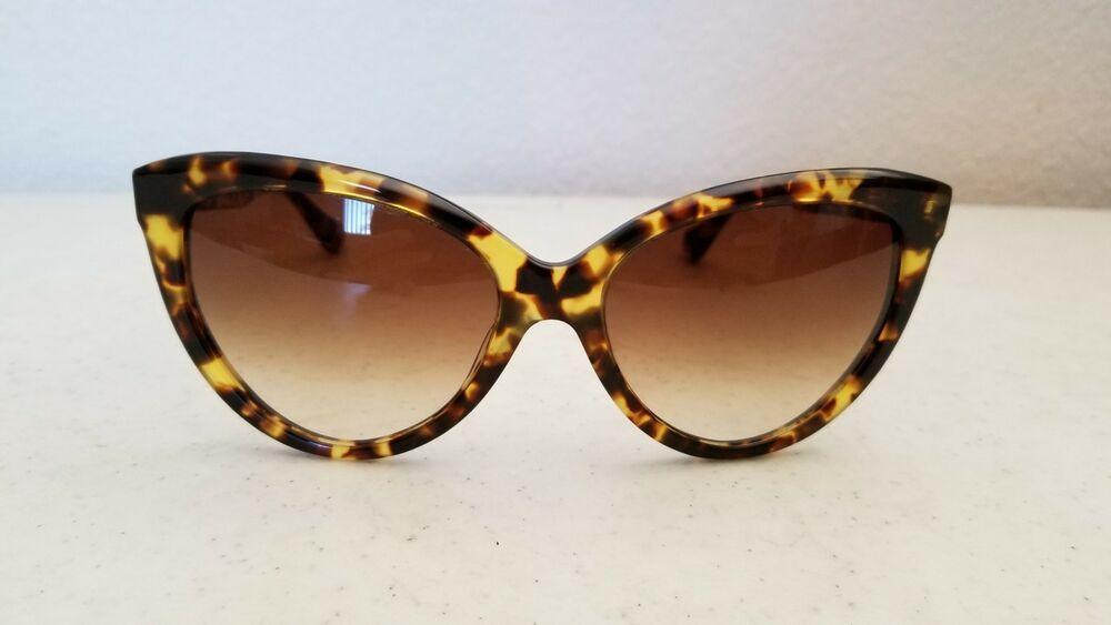 e86f25a114d3  75.95 Used Dita Eclipse 20021-B-TKT 58 Sunglasses Tortoise Frame Brown  Gradient Lenses