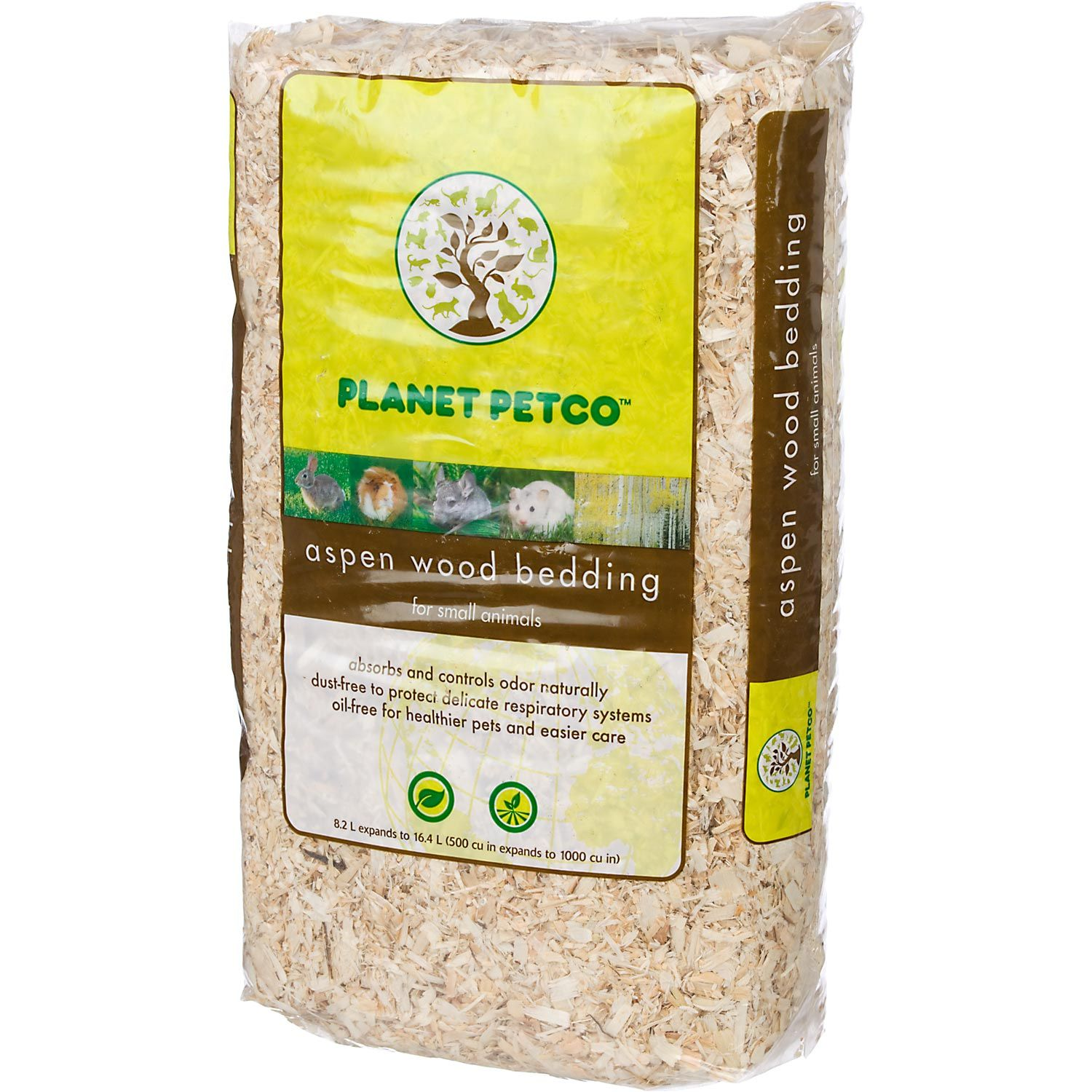 Petco Aspen Wood Bedding for Small Animals Small