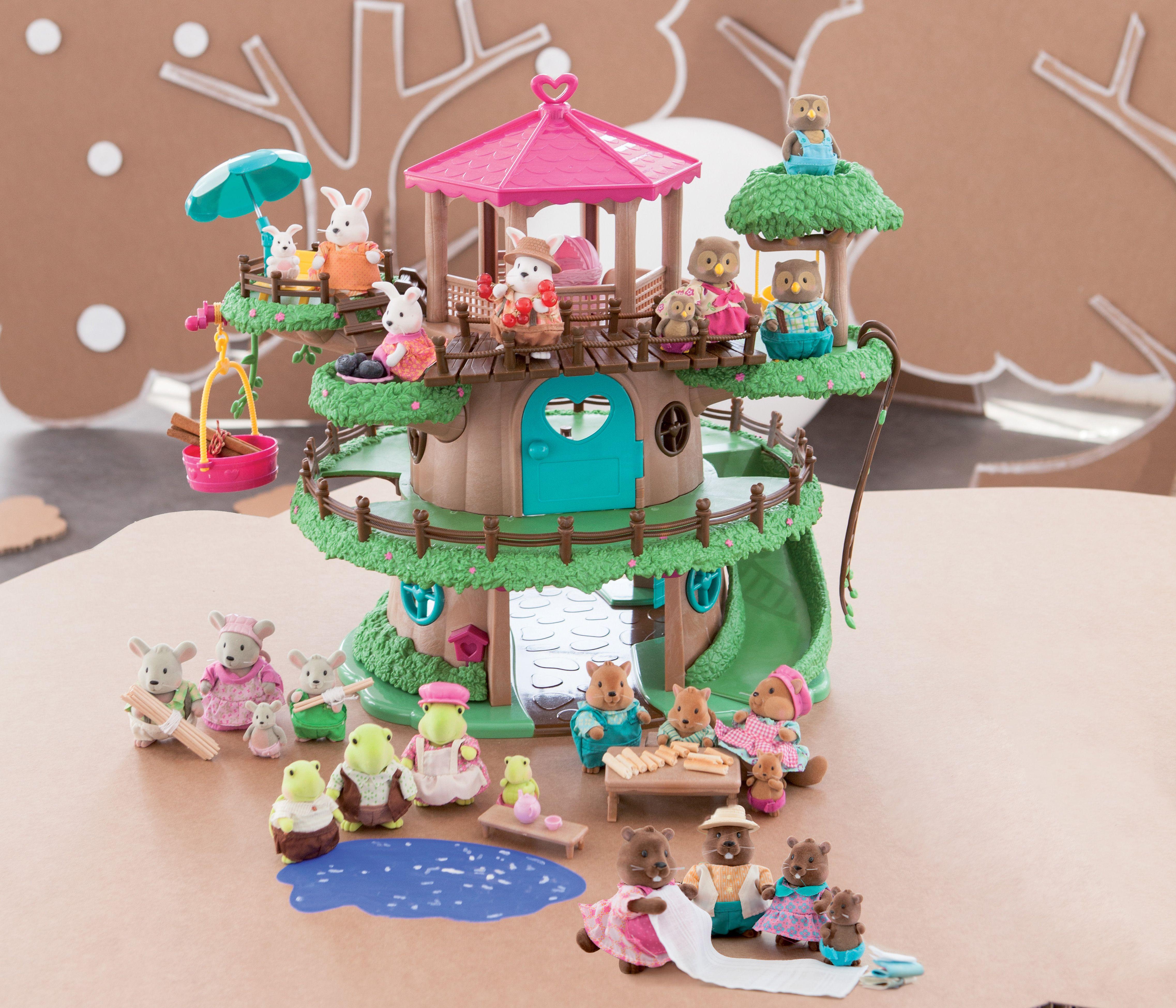 La vida en el bosque con Camomille #camomillecollection #juguetes ...