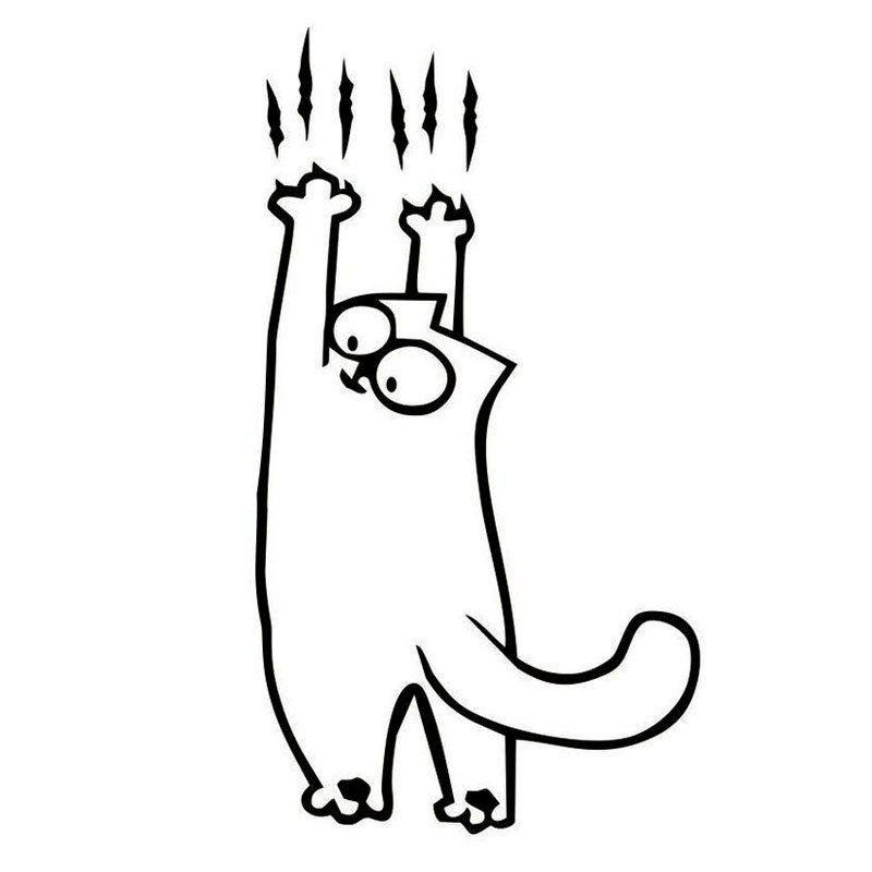 Кот саймон картинки смешные, поздравления открытки днем