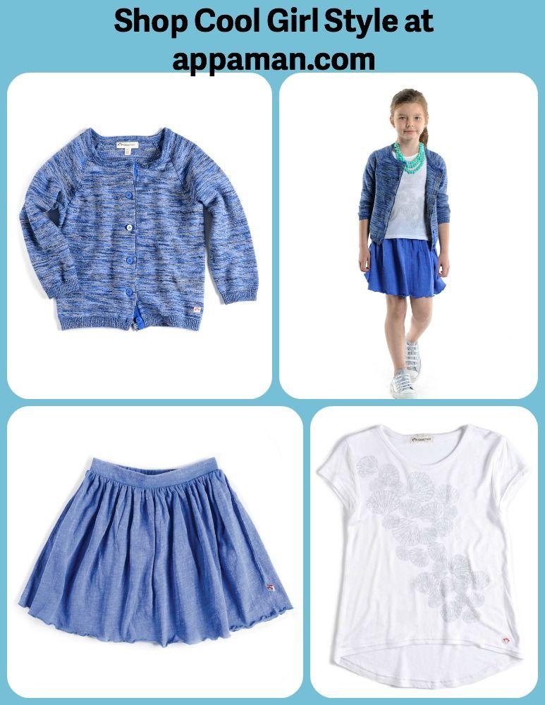 601fb863bee2 Cool Girls Clothes at appaman.