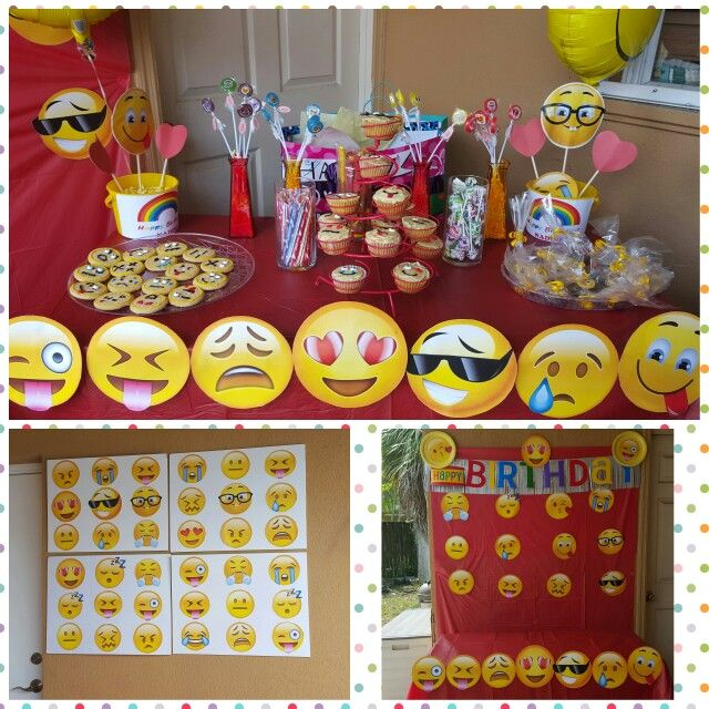 Emoji decorations emoji decorations pinterest emoji for Decoration emoji