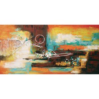 'Splatter' Canvas Wall Art