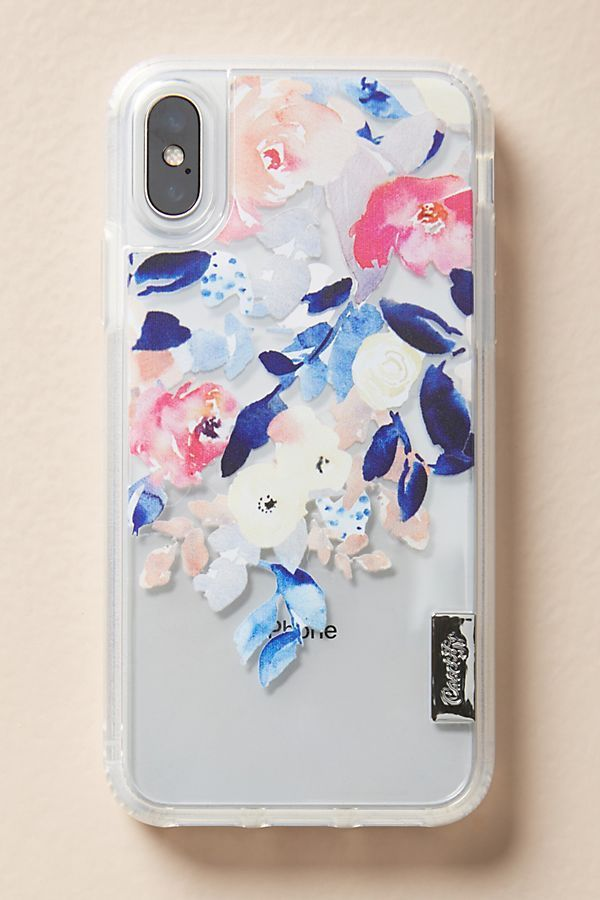 Casetify Waterfall Floral Iphone Case Liquid Iphone 6 Plus Case Liquid Iphone 6 Plus Case Id In 2020 With Images Floral Iphone Case Glitter Iphone 6s Cases Iphone 6splus Cases