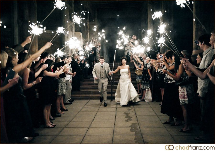 If I Ever Get Married This Sparklers Send Off Wedding Is Totally Happening