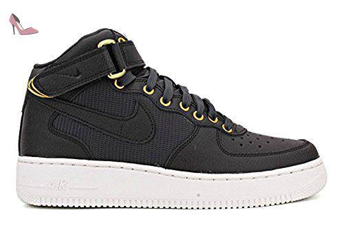 Nike Air Force 1 Mid LV8 (GS), Chaussures de Sport-Basketball Garçon