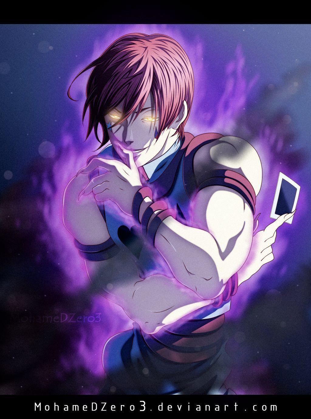 Hxh Coloring Hisoka By Mohamedzero3 On Deviantart Hunterxhunter Hisoka Hunter Anime Hunter X Hunter