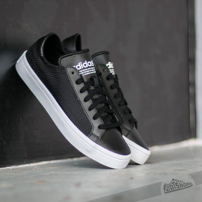 the best attitude 2d1fa 2eaad adidas Court Vantage W Core Black  Core Black Ftw White Tenisky Adidas,  Boty Adidas