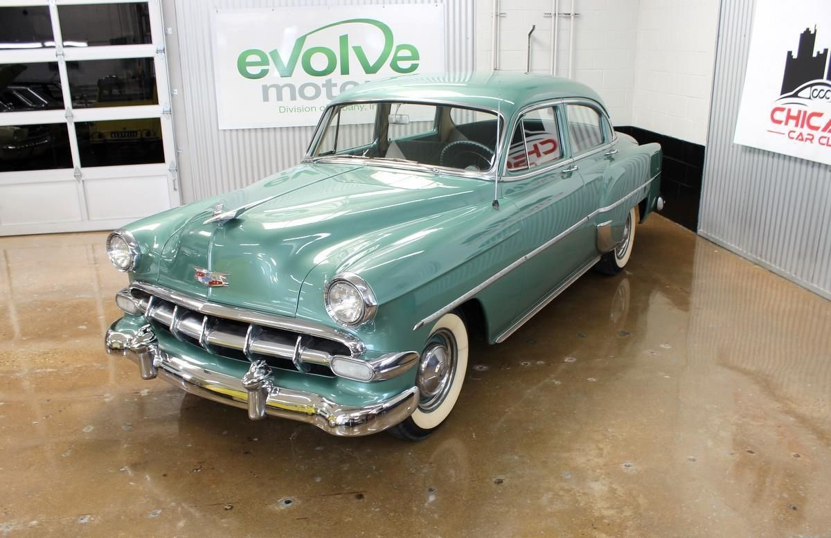Nice Great 1954 Chevrolet Bel Air/150/210 -- 1954 Chevrolet 210 One ...