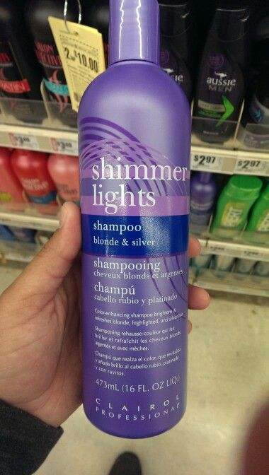 Best Shampoo For My Blonde Highlights With Images Blonde