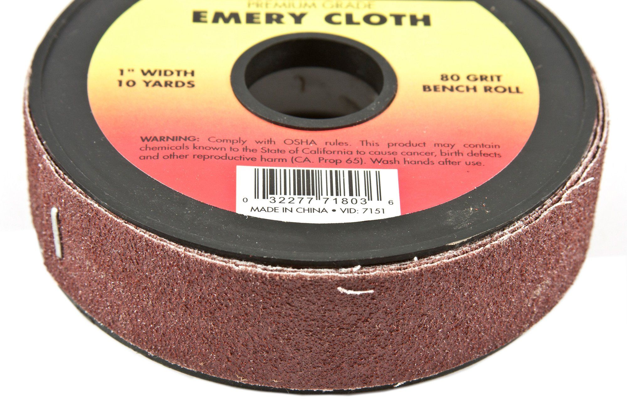Forney 71803 Emery Cloth 80grit 1inchby10yard Bench Roll Check Out This Great Product It Is Amazon Affiliate Link Homeimpro Yard Benches 10 Things Forney