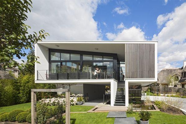 Maison S20 par Franck Salama - Saint-Maur-des-Fossès, France ...