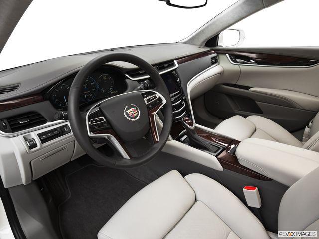 Cadillac XTS Interior HustonCadillacBuickGMC.com