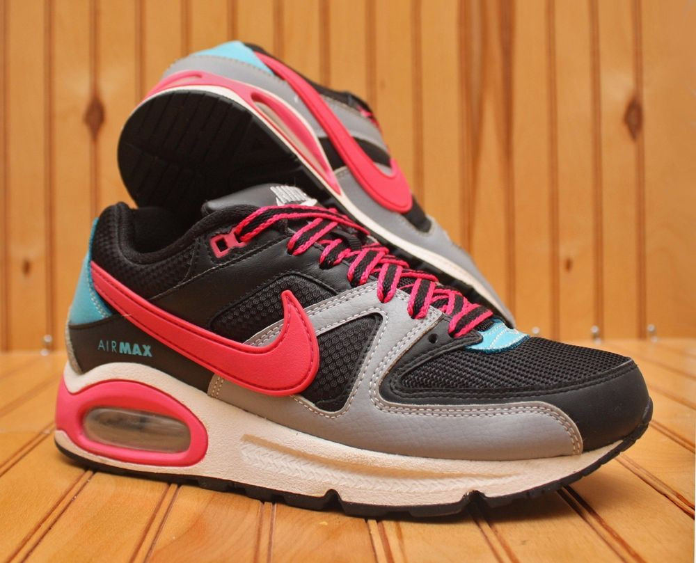 detailed pictures 83456 b2989 2010 Nike Air Max Command Size 6.5 - Black Grey Pink White - 397690 010   Nike  RunningCrossTraining