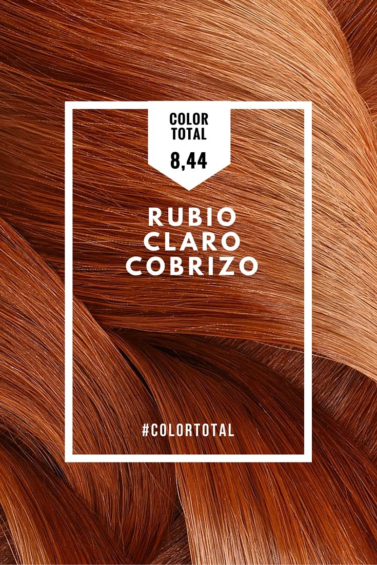 Color de pelo rubio claro marron dorado