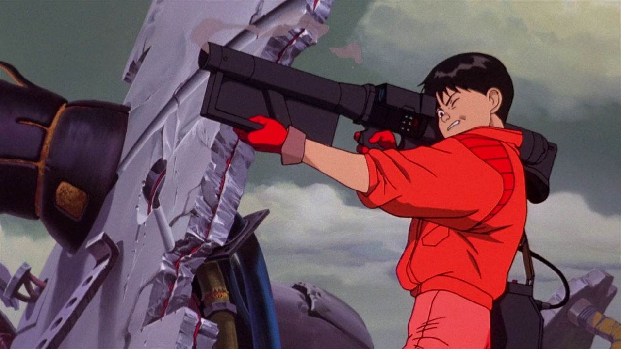 Pin on Akira