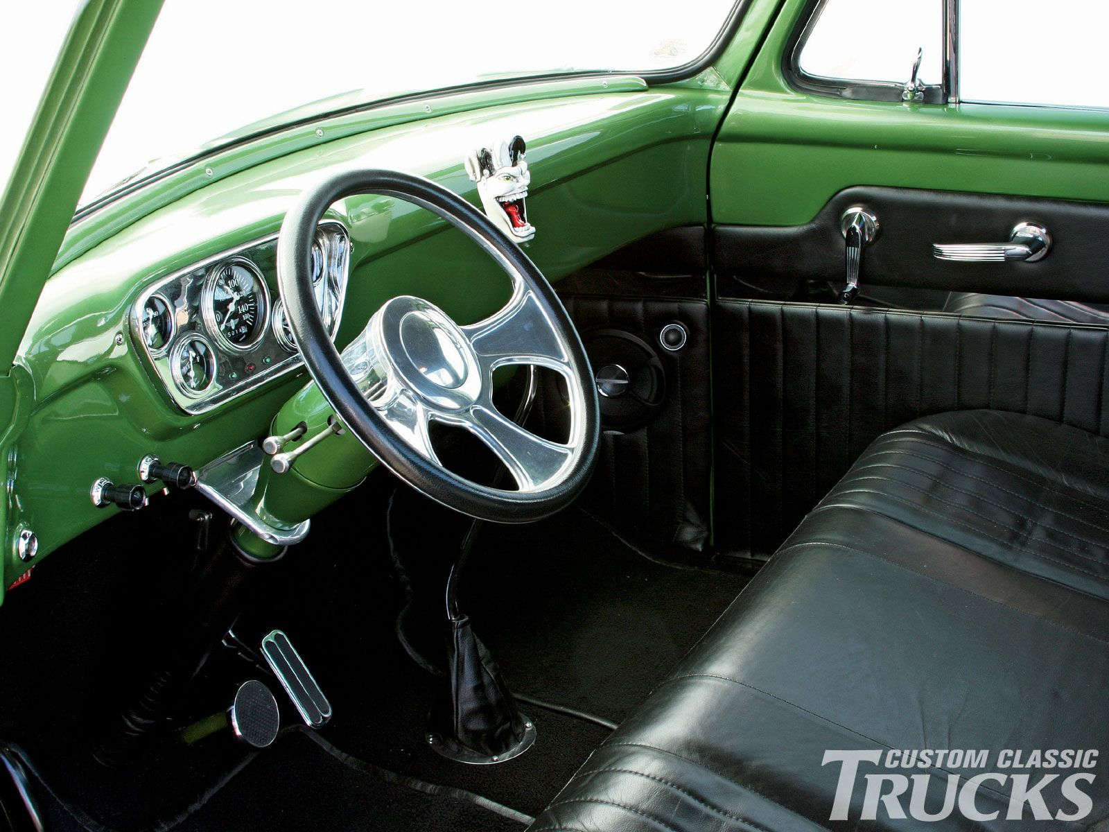1955 chevy truck interior www galleryhip com the - Image Result For 1953 Ford F250 Diy Interiortruckford