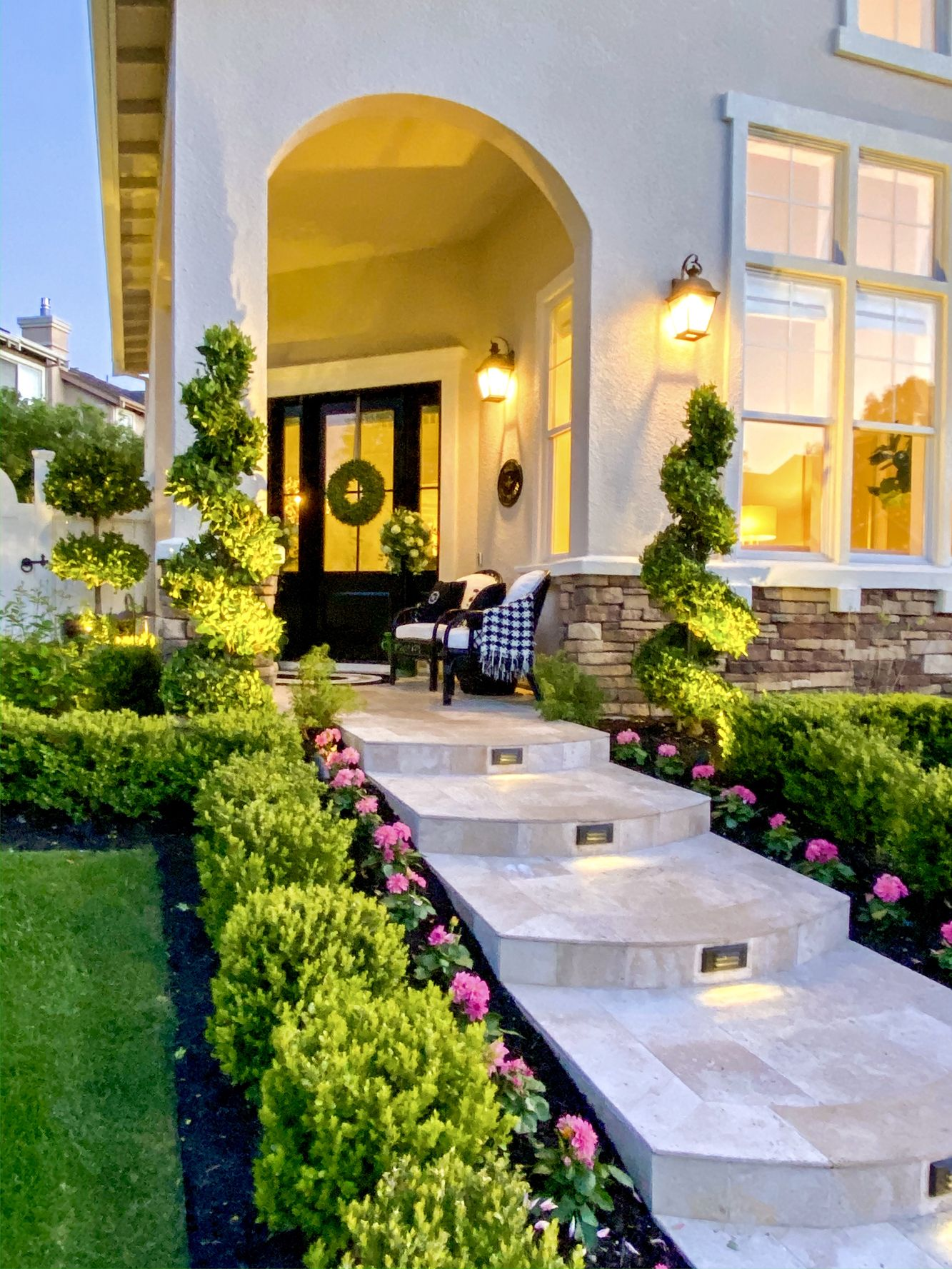 10 Easy Beautiful Spring Porch Ideas Beautiful House Styles