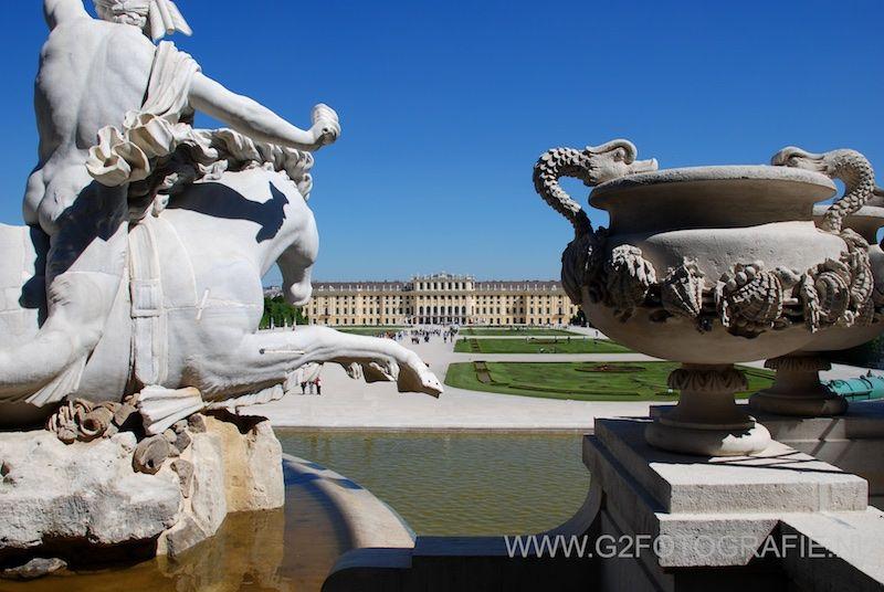 Palace Schönbrunn, Vienna, Austria
