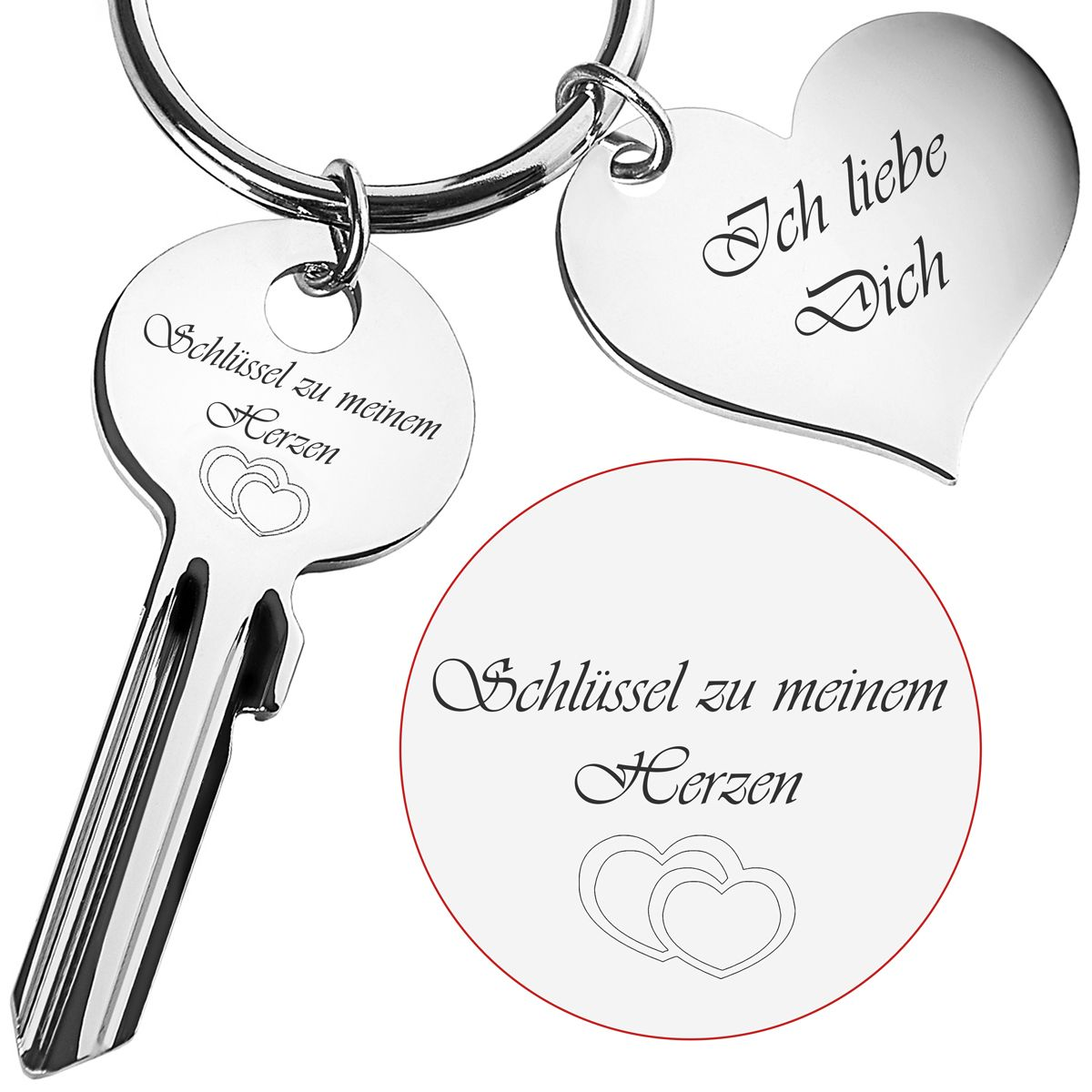 Schlüssel zu meinem Herzen   ♥ Valentinstag - Geschenke   Pinterest ...