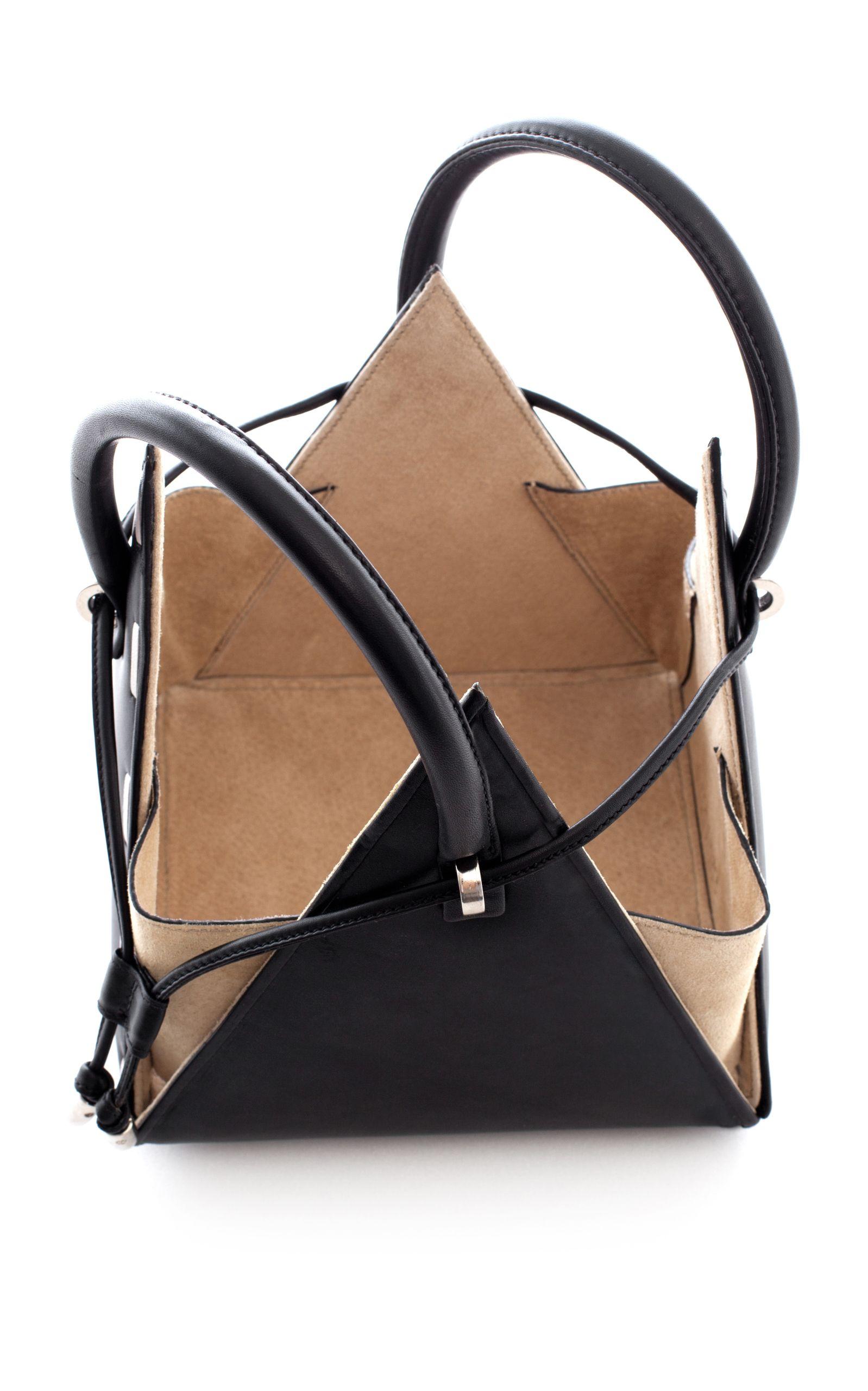 9c1e933fb Nita Suri Lia Mini Bag ColorBlack $725 Bolsos De Cuero, Telas, Blusas,  Billeteras