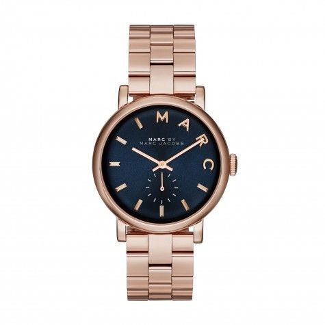 5add54580a347 Montre Baker, MARC JACOBS — 239€   All I want for Christmas is you ...