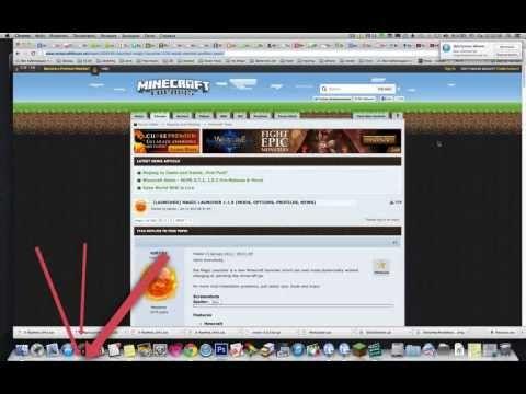 Minecraft mods for mac os x