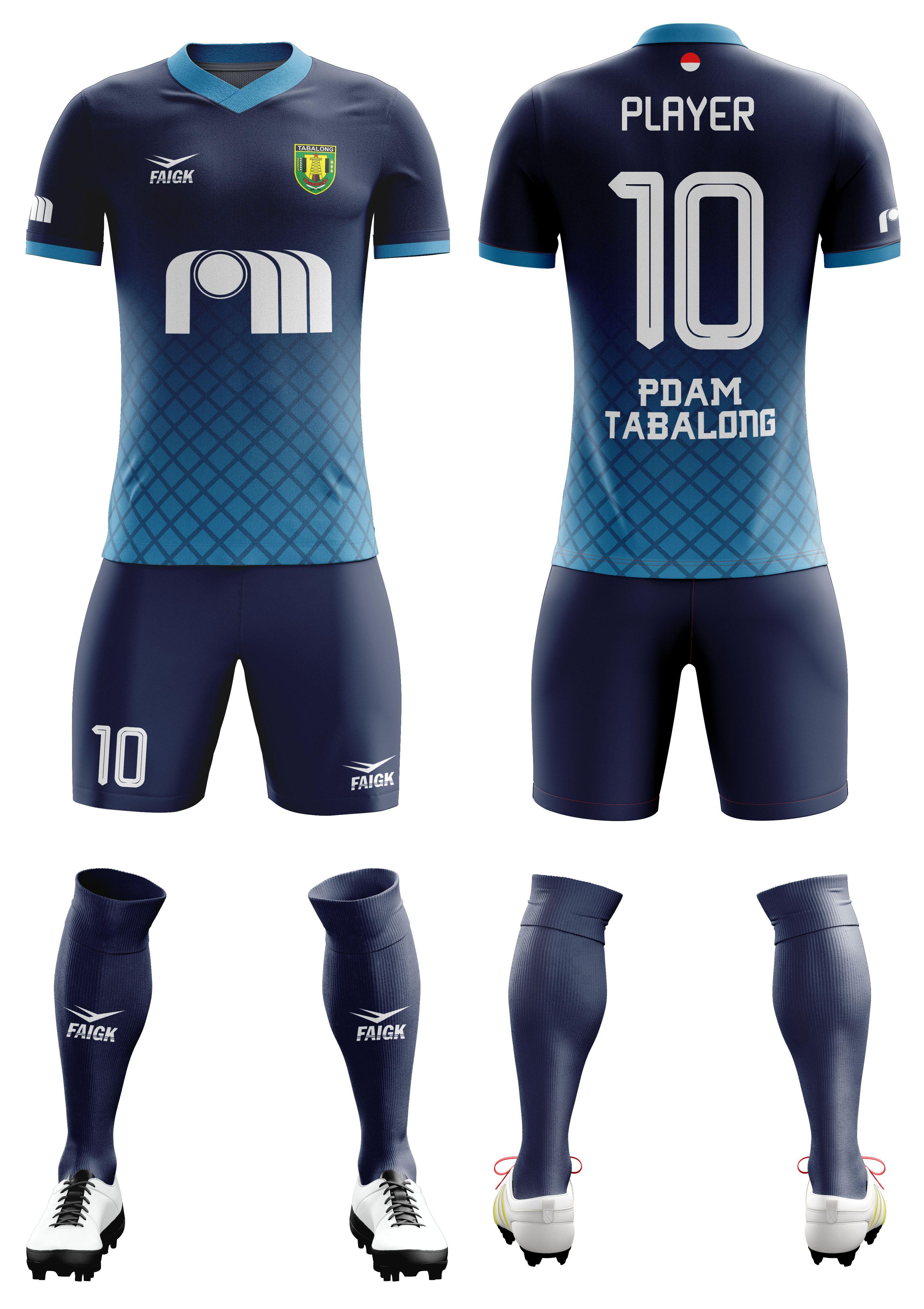 Desain Baju Bola Terbaik