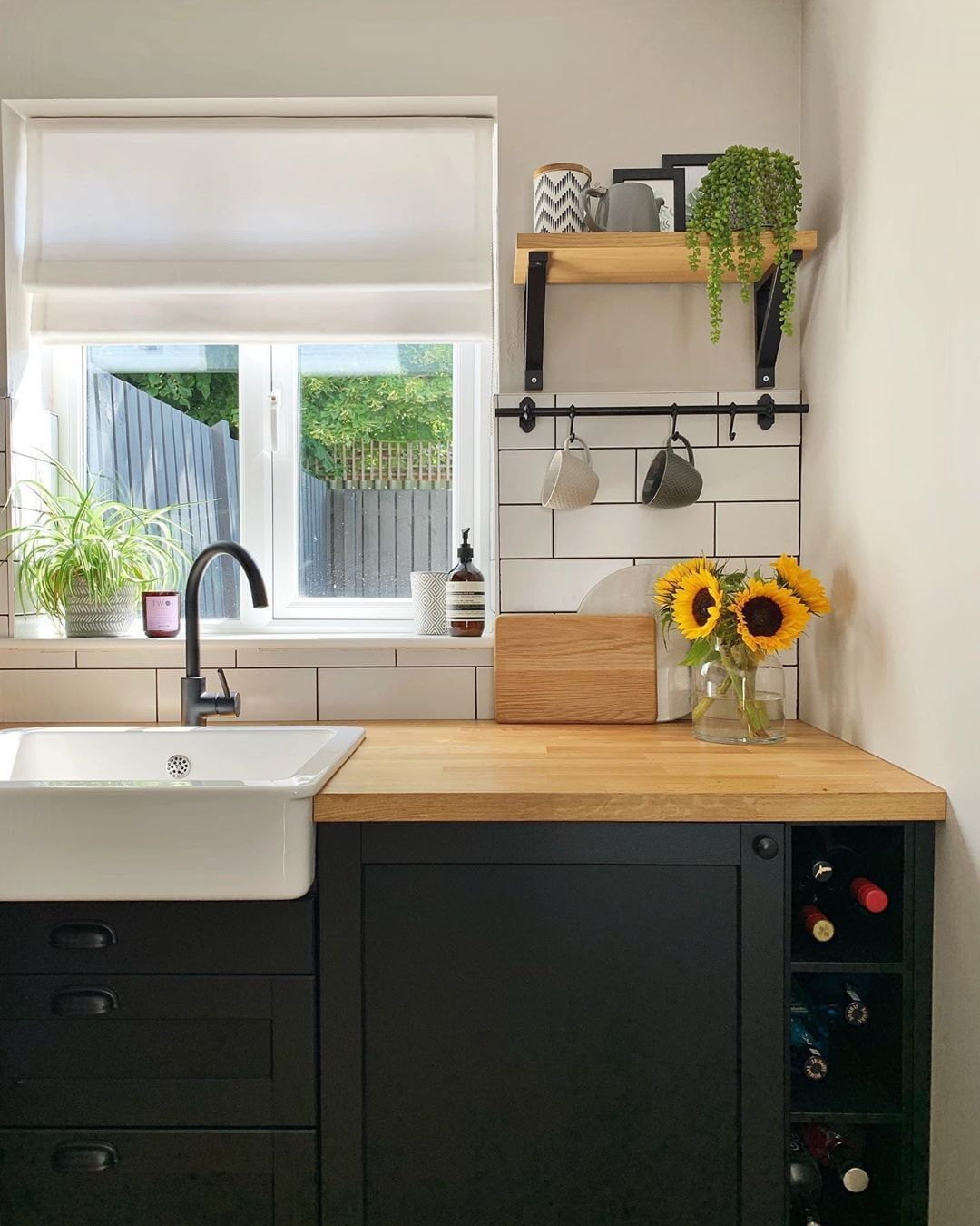 Ikea Australia On Instagram Create A Cosy Kitchen With Rustic Charm Using Lerhyttan Drawer And Door Fronts Re G Cosy Kitchen Kitchen Decor Rustic Kitchen