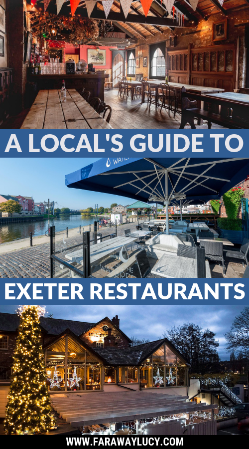 A Locals Guide To Exeter Restaurants Amazing Travel Experiences