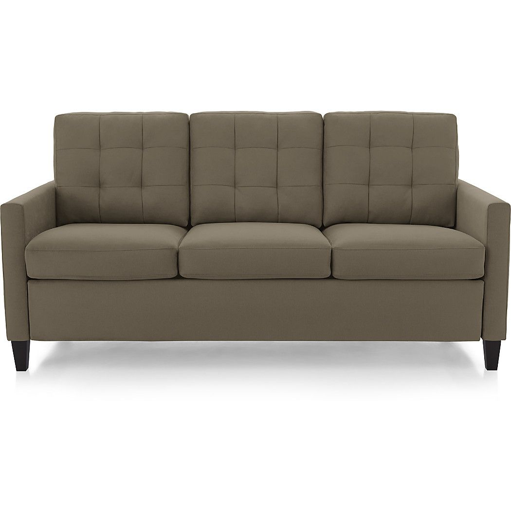 karnes 76 queen sleeper sofa meritage storm crate and barrel