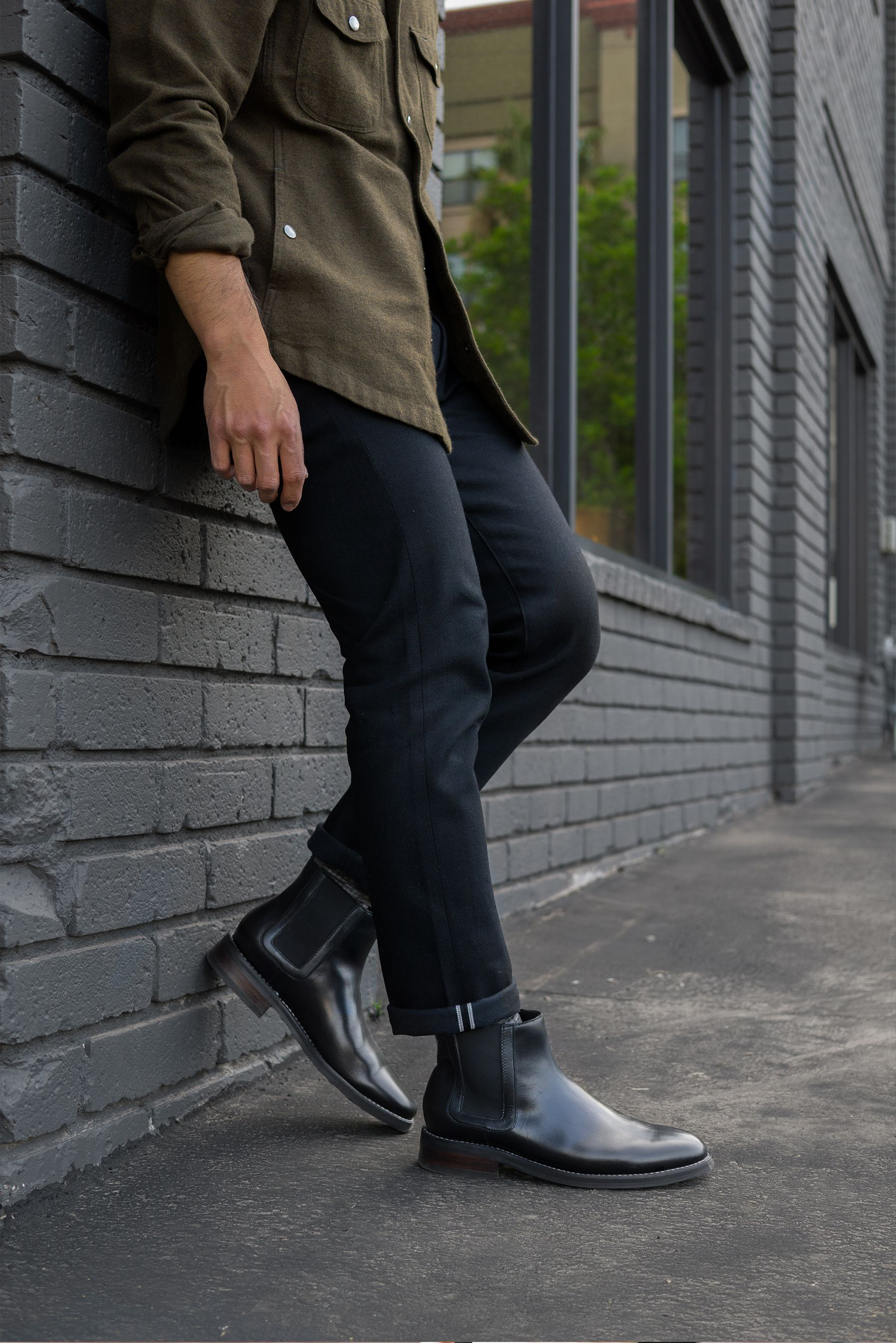 536aba859b Shop the Men's Duke Chelsea Boot at thursdayboots.com. 4,500+ 5-Star  Reviews · Easy & Secure Checkout · Free Shipping & Returns