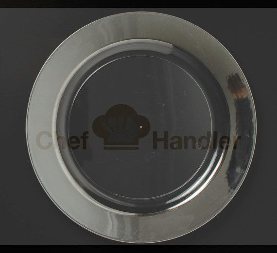 100 People Wedding Dinner Plastic Plates Round by ChefHandler & 100 People Wedding Dinner Plastic Plates Round by ChefHandler ...