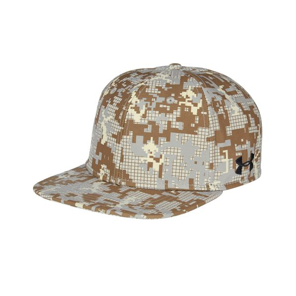 e8c21b9cde3 Custom Under Armour Flat Bill Cap - Digi Camo