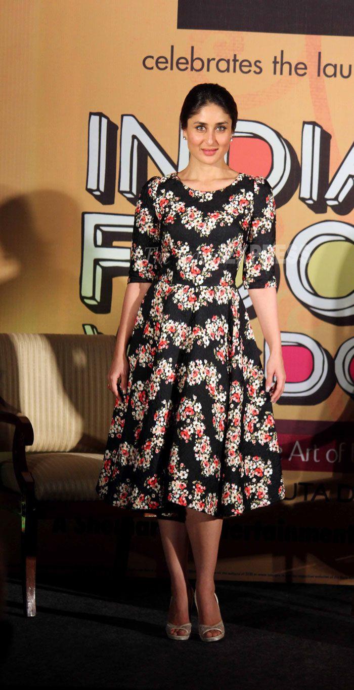 Black dress kareena kapoor - 9 Times Kareena Kapoor Stole Our Heart With Her Exquisite Style Sense