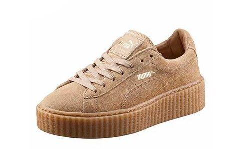 zapatos puma mujer creepers