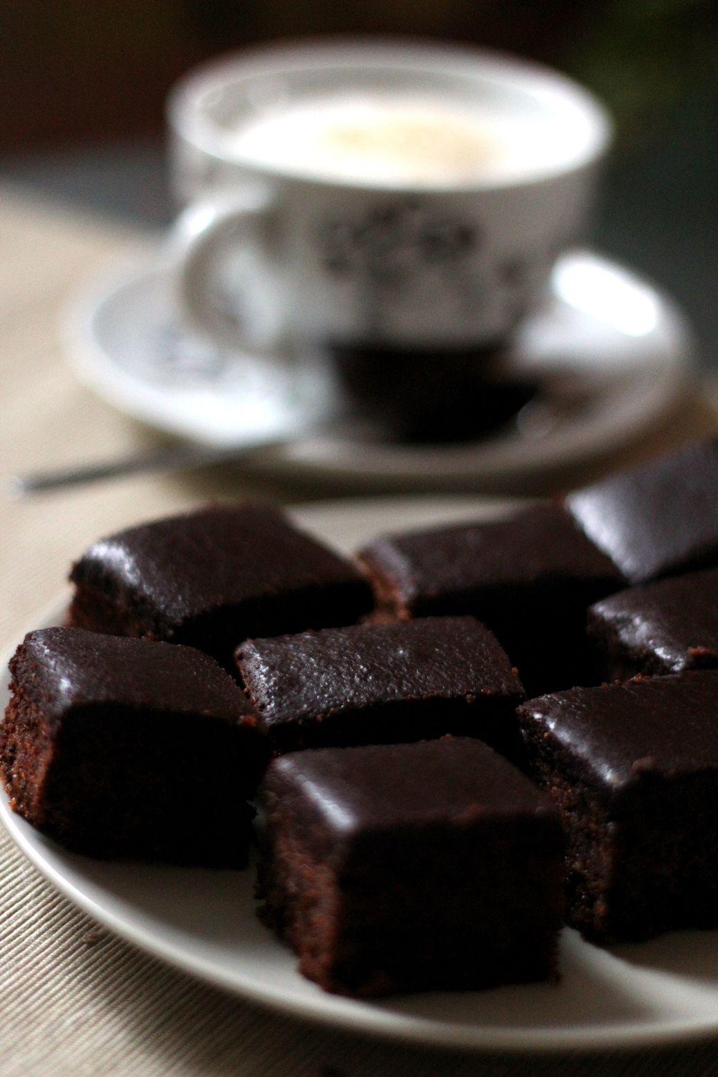 csokis-diós, liszt nélkül!