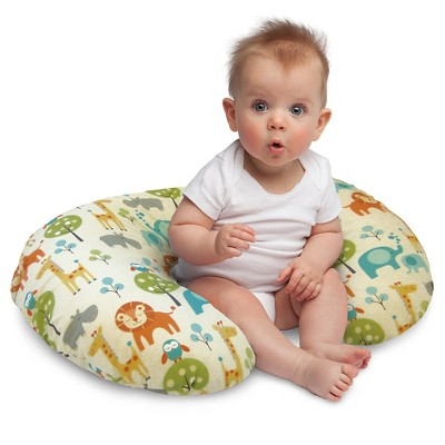 Boppy Peaceful Jungle Nursing Pillow And Positioner Boppy