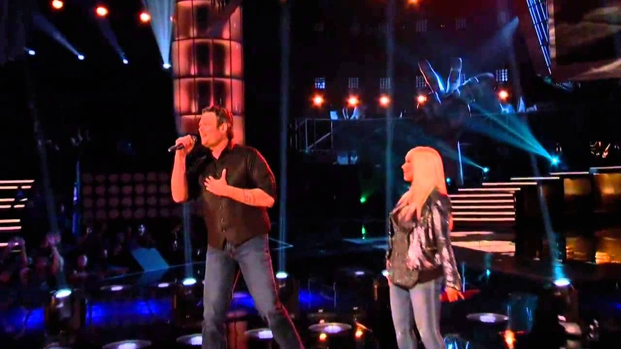 Christina Aguilera And Blake Just A Fool The Voice Christina Aguilera The Voice Youtube Youtube Videos Music