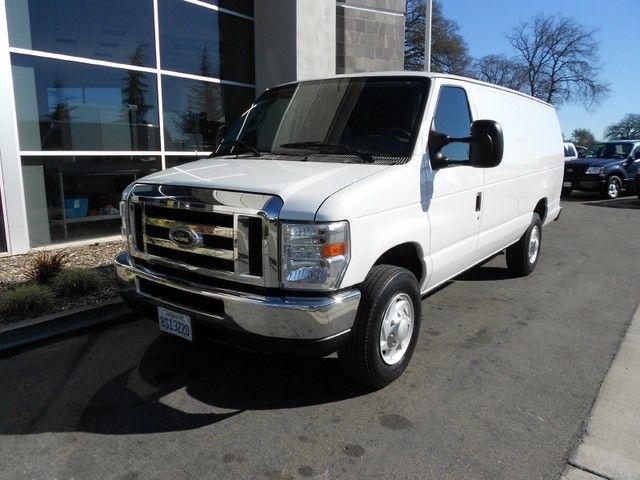 Ford E350 Diesel Cargo Van Sale 3 Cargo Van Diesel Ford