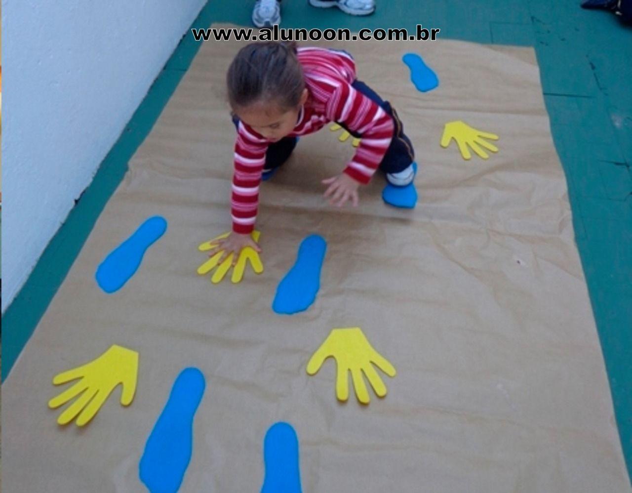 Conhecido 40 atividades de Psicomotricidade para educação infantil  WM41