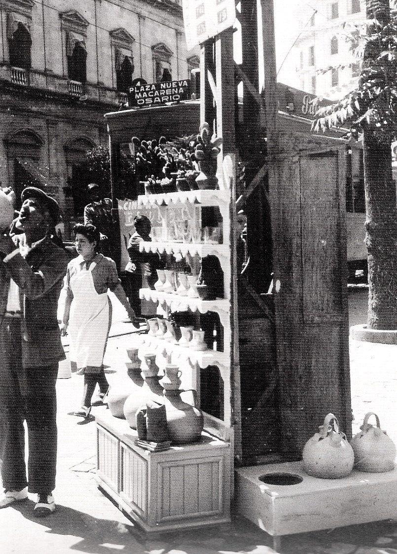 Fotos de la sevilla del ayer p gina 5 sevilla antigua for Cartelera avenida sevilla