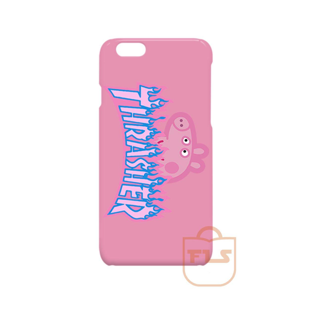innovative design e89b6 f6155 Peppa Pig Thrasher Custom Phone Cases iPhone Case, Samsung Galaxy in ...