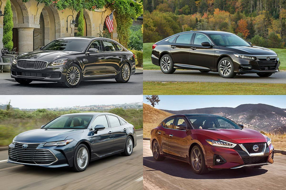 Top 6 Luxury Cars From Non Luxury Brands For 2019 Autotrader Luxury Cars Impala For Sale Autotrader
